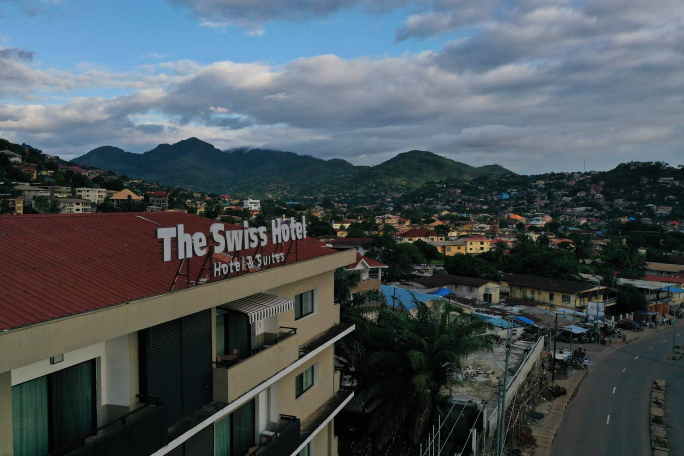 The Swiss Hotel Freetown