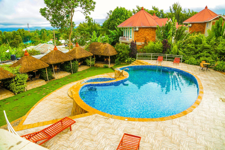 Masailand Safari & Lodge, ArushaTZ